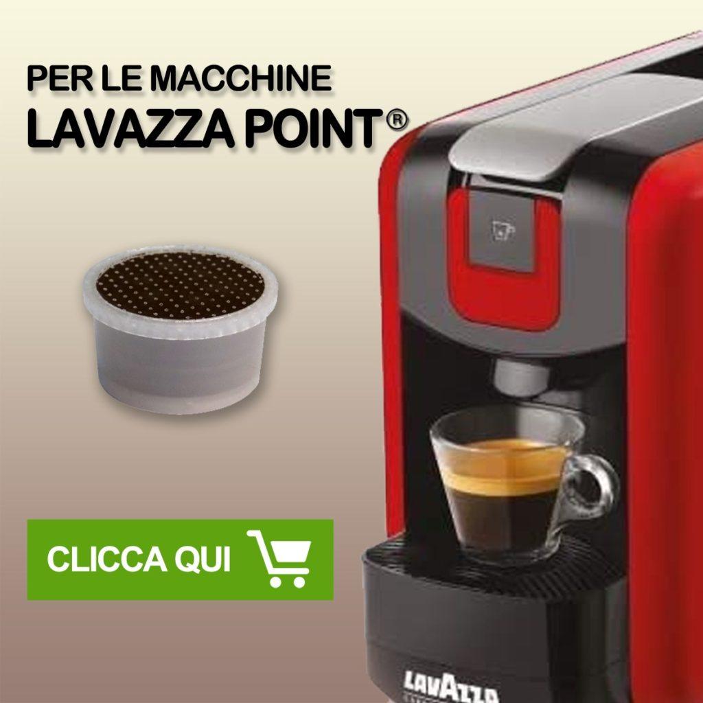 capsule compatibili 8 caffè Tasto link per capsule compatibli sistema espresso point*