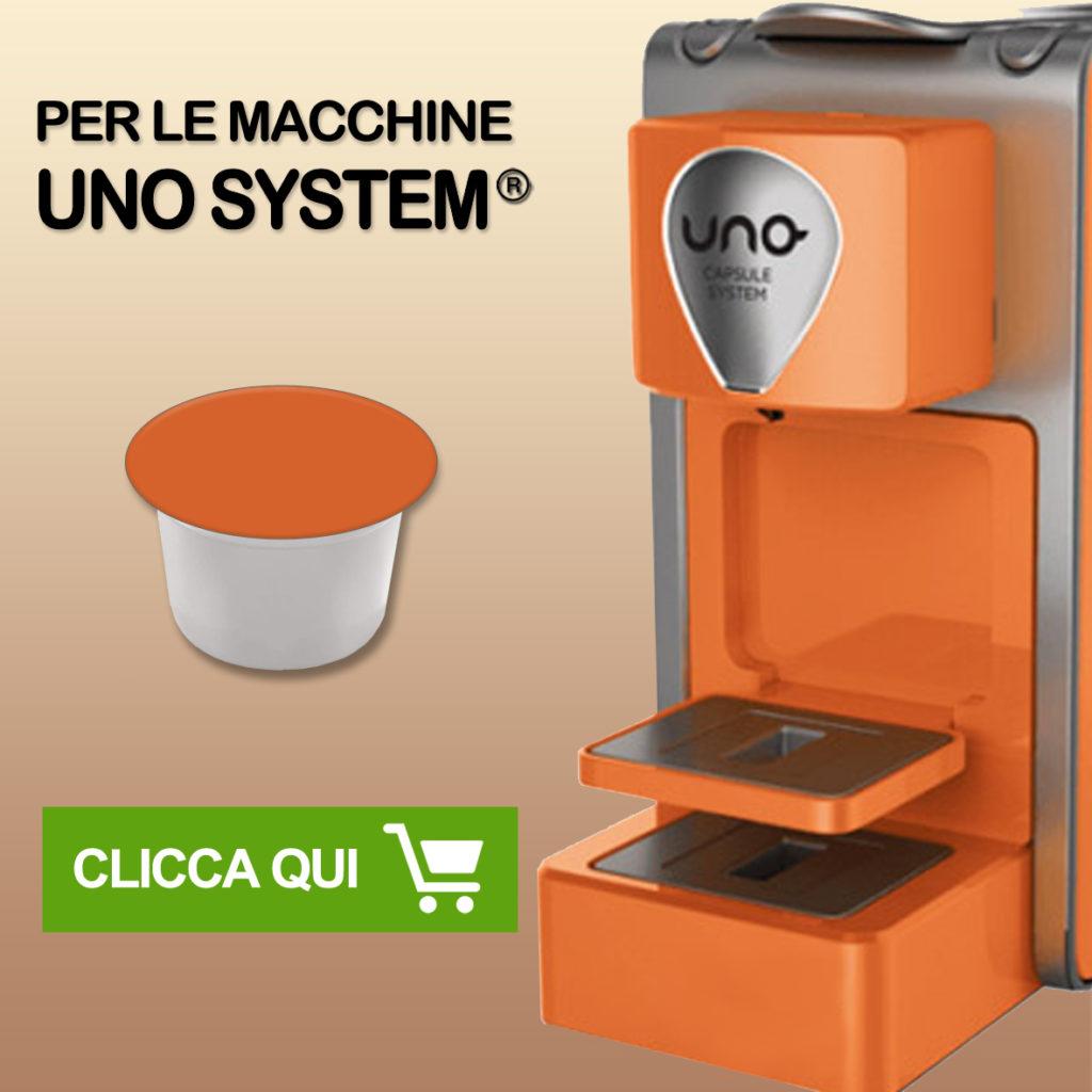 capsule compatibili 8 caffè Tasto link per capsule compatibili sistema uno system*