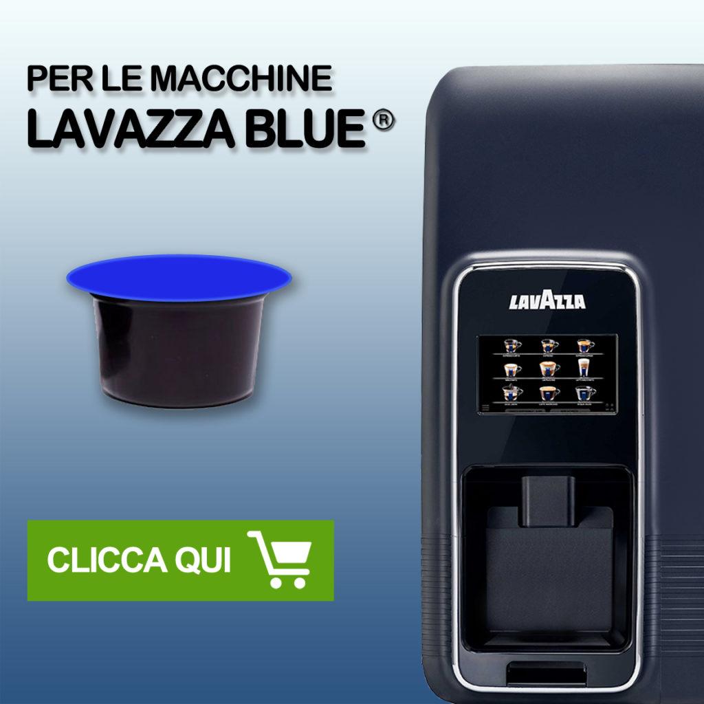 capsule compatibili 8 caffè Tasto link per capsule compatibili sistema lavazza blue*
