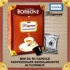 Compatibili Nespresso Borbone Nera 50 Caps
